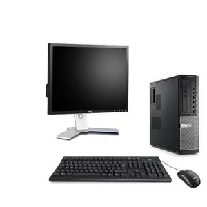 "Dell OptiPlex 790 DT 24"" Pentium 2,7 GHz - HDD 250 Go - 4 Go"