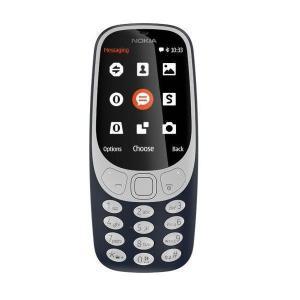 Nokia 3310 Dual Sim - Schwarz- Ohne Vertrag