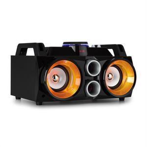 Lautsprecher Bluetooth Fenton MDJ100 - Schwarz/Gelb
