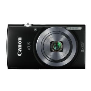 Compact - Canon IXUS 162 - Noir