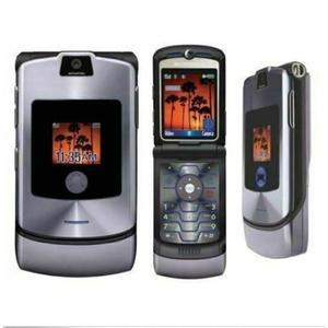 Motorola RAZR V3I - Grau- Ohne Vertrag