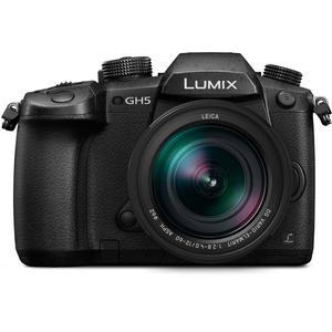 Bridge Panasonic Lumix Gh5 - Noir + Objectif 12-60 mm