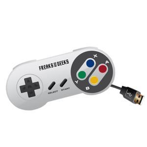Nintendo Super NES Go - Gris - Débloqué