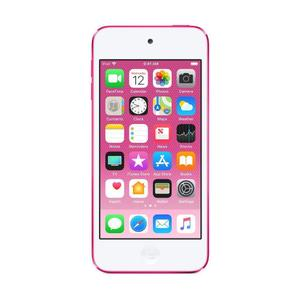 Reproductor de MP3 Y MP4 128GB iPod Touch 6 - Rosa