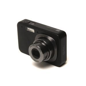 Kompaktikamera Kodak EasyShare V1273 Musta + Objektiivi Schneider Kreuznach Variogon 37-111 mm f/3.1-5.7