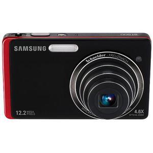 Kompaktkamera  ST500 Schwarz/Rot + Objektiv Schneider Kreuznach VarioPlan 27-124.2 mm f/3.5-5.9