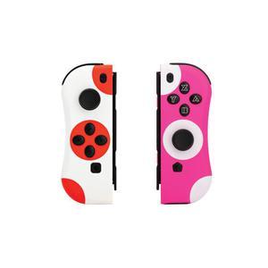 Manette Under Control Joy-Con Nintendo Switch UC II-Con - Rose/Blanc
