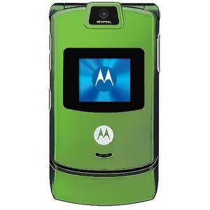 Motorola V3 - Green - Unlocked