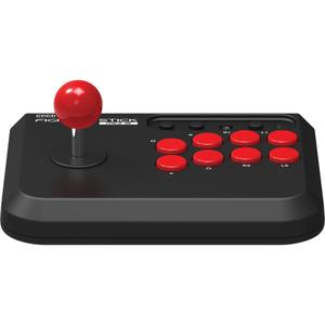 Ohjain PlayStation 3: lle Hori Fighting Stick Mini 3 - Musta/Punainen