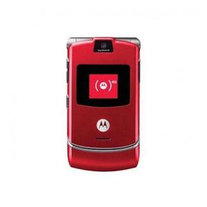 Motorola V3 - Red - Unlocked