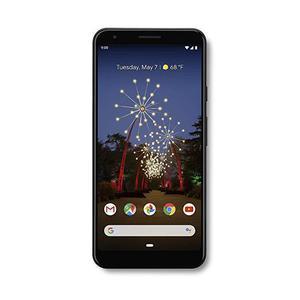 Google Pixel 3a XL 64GB - Musta - Lukitsematon