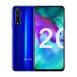 Huawei Honor 20 128 Gb Dual Sim - Saphirblau - Ohne Vertrag
