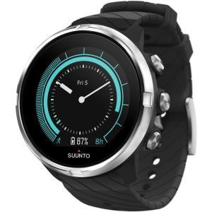 Montre sport Cardio + GPS Suunto 9 - Noir