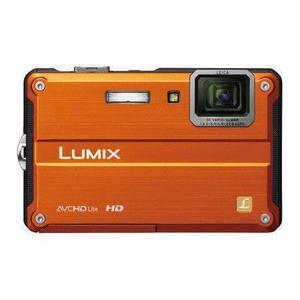 Panasonic Lumix DMC-FT2 Hybride Camera - Oranje