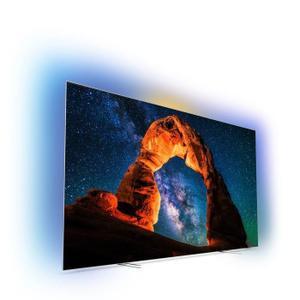 SMART Fernseher Philips LCD Ultra HD 4K 140 cm 55OLED803