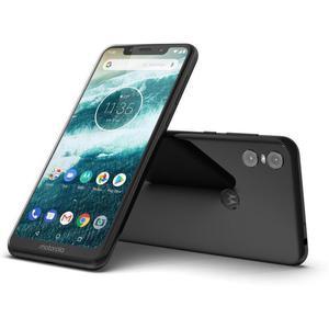 Motorola One (P30 Play) 64GB Dual Sim - Musta - Lukitsematon