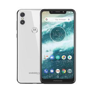 Motorola One 64 Gb - Weiß - Ohne Vertrag