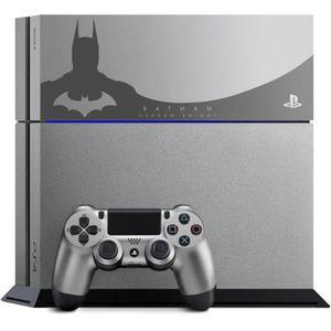Console Sony Playstation 4 500 Go édition limité Batman - Gris
