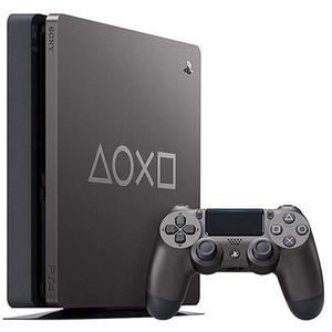 Console Sony Playstation 4 edition spéciale limitée  Days of play - Gris