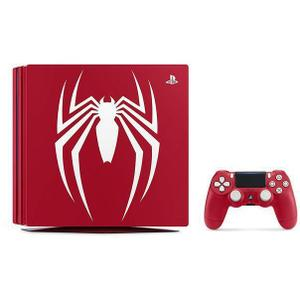 Console Sony PlayStation 4 Pro 1 To Edition Limitee Spiderman + Jeu avec boite