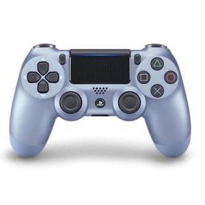 Manette PS4 Sony Dualshock 4 V2 - Bleu Titane