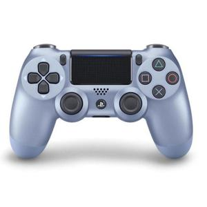 Joystick Sony DualShock 4 V2 - Titanium Blue