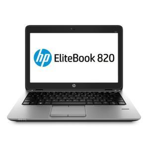 """HP EliteBook 820 G2 12"""" Core i5 2,2 GHz  - SSD 500 GB - 8GB - teclado francés"""