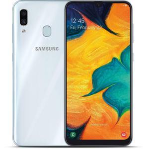 Galaxy A30 32 Gb Dual Sim - Weiß - Ohne Vertrag