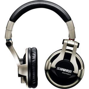 Casque Shure SRH750DJ - Argent/Noir