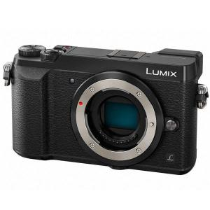 Cámara Panasonic Lumix DMC GX80 Negro