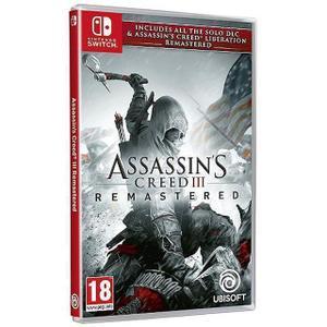 Assassin's Creed III Remastered - Nintendo Switch