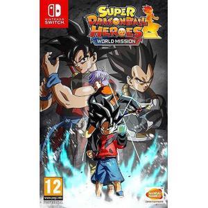 Super Dragon Ball Heroes: World Mission - Nintendo Switch