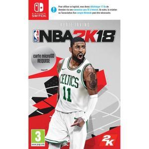 NBA 2K18 - Nintendo Switch