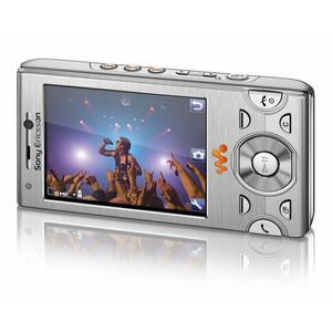 Sony Ericsson W995 - Argent- Débloqué