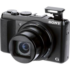 Cámara compacta Sony Cyber-shot DSC HX50 - Negro