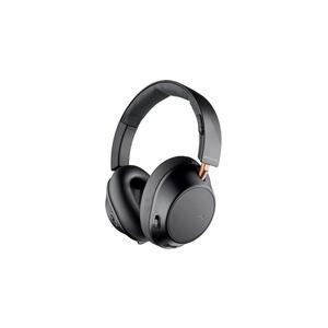 Hoofdtelefoon Ruisonderdrukking Bluetooth met Microfoon Plantronics Backbeat Go 810 - Zwart