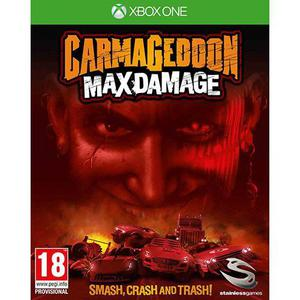 Carmageddon: Max Damage - Xbox One