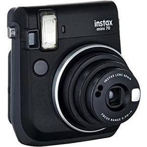 Kompakt - Fujifilm Instax Mini 70 - Schwarz