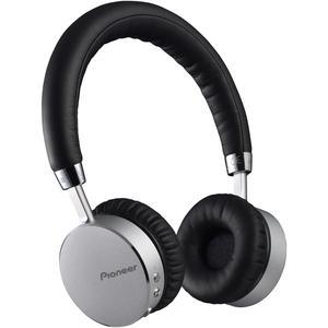 Kopfhörer Bluetooth mit Mikrophon Pioneer SE-MJ561BT-S - Silber/Schwarz