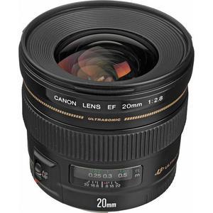Objectif Canon EF 20mm f/2.8
