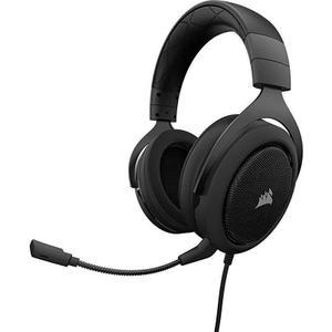 HS60 Pro Surround Geluidsdemper Gaming Hoofdtelefoon - Microfoon Zwart