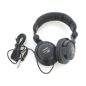 Casque Réducteur de Bruit avec Micro Prodipe Pro 580 - Noir