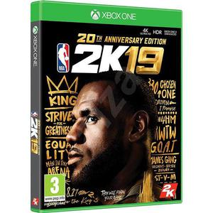 NBA 2K19 - 20th Anniversary Edition - Xbox One