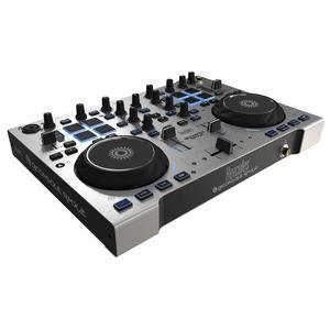 Contrôleur DJ Métal Hercules DJConsole RMX 2