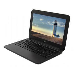 HP Chromebook 11 G4 Celeron 2,16 GHz 16GB eMMC - 4GB AZERTY - Francese