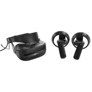 VR Lasit Lenovo Explorer Mixed Reality + 2 ohjaimet - Musta