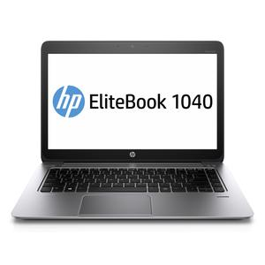 "HP Folio 1040 G1 14"" Core i5 1,9 GHz - SSD 256 GB - 8GB AZERTY - Ranska"