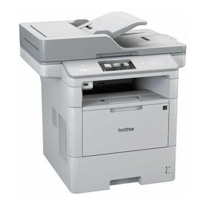 Imprimante Multifonction Laser Monochrome Brother MFC-L6800DW - Gris