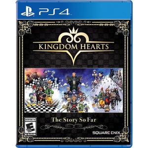 Kingdom Hearts: The Story So Far - PlayStation 4