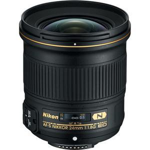 Objektiivi Nikon AF-S Nikkor 24mm f/1.8G ED